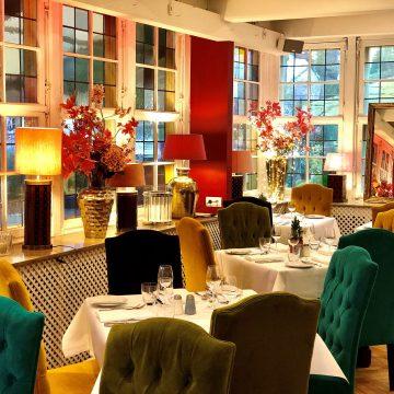Essen gehen - schönes Restaurant - Düsseldorf Golzheim
